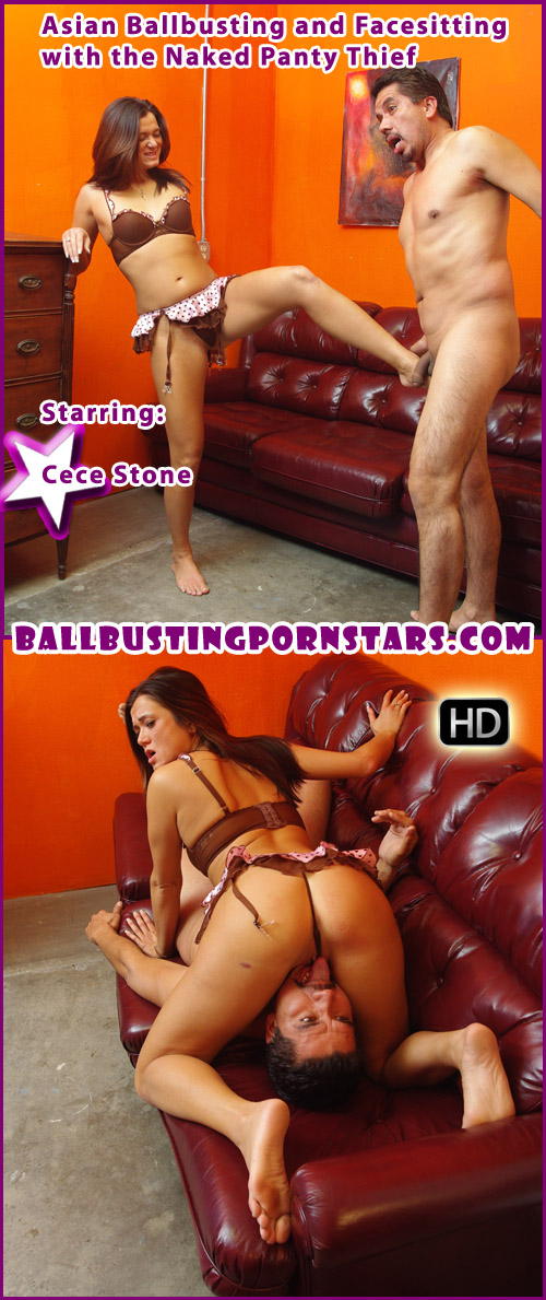 Stepmom nude with son