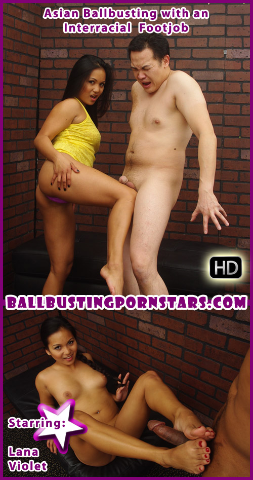 Porn ball stars busting