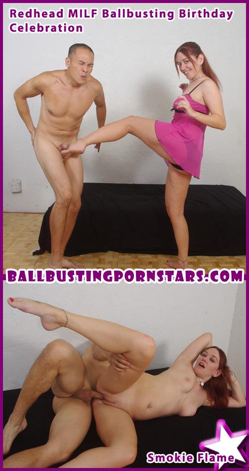 Ballbusting Milf 38